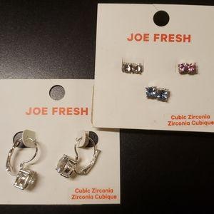 Joe Fresh Earring Set